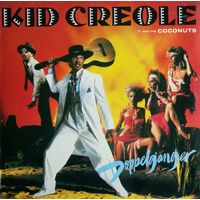 Kid Creole /Doppelganger/1983, Island, LP, EX, Germany