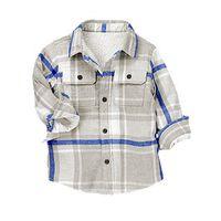 Рубашка-куртка Crazy8 тёплая на 2-3 года