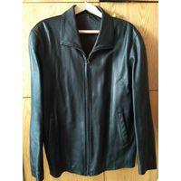 Куртка мужская  кожаная  Suang Classic Fashion
