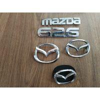 Эмблемы Mazda