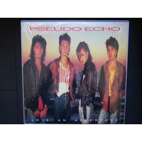 PSEUDO ECHO - Love An Adventure 87 RCA USA NM/NM