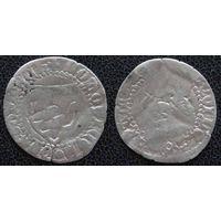 YS: Аквилея, Людвиг II фон Тек, денарий 1412-1420, серебро