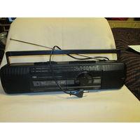 Двухкассетная магнитола TEC ( двухкассетный магнитофон )