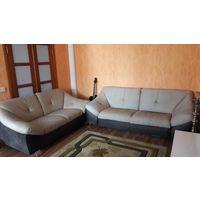 Диван - кровать + диван. Комплект из двух диванов