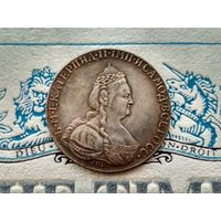 Монета РИ, 1 рубль 1787.