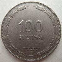 Израиль 100 прут 1955 г.