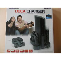 DOCK charger for SP3 Sony PlayStation 3 Подставка под Sony PlayStation 3
