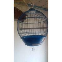 Клетка для попугая красивая