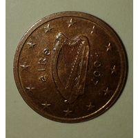 2 евроцента, Ирландия, 2007
