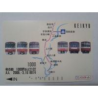 Япония транспорт, схема движения