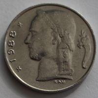 Бельгия, 1 франк 1988 г. 'BELGIE'