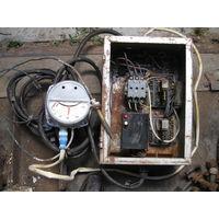 Терморегулятор с блокуправлением.