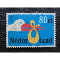 Нидерланды 1997г. Птицы.