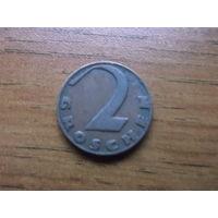 Австрия 2 гроша 1926