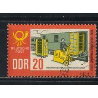 Германия ГДР 1963 Год письма #999