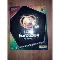 Журнал для наклеек Евро (EURO 2004)