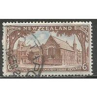 Новая Зеландия. Университет в Кентенбери. 1950г. Mi#315.