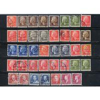 Дания 1974-99 Маргрете II Стандарт Дилерский лот