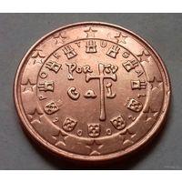 5 евроцентов, Португалия 2002 г.
