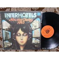 Виниловая пластинка INTERHOTELS. NonStop Dancing 1983.