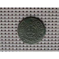 Солид 1644 г. Кристина Ваза г.Рига (кристинка)