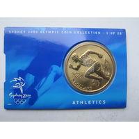 Австралия, 5 долларов, 2000, Олимпиада