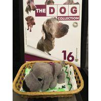 The dog collection (коллекционный щенок с журналом 16-й выпуск)