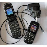 Две мобилки SAMSUNG:  GT-E1080i и GT-E1150i.