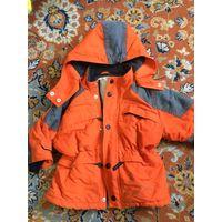 Куртка холодная осень-весна или тёплая зима
