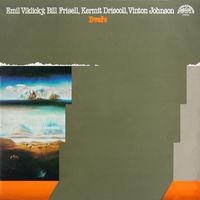 Emil Viklicky, Bill Frisell, Kermit Driscoll, Vinton Johnson, Dvere / Door, LP 1985
