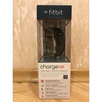 Фитнес браслет, часы Fitbit charge HR, USA