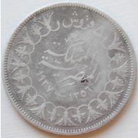13. Египет 5 пиастров 1936 год, серебро*