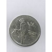 200 песо, 2016 г., Колумбия