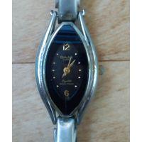 Часы-OMAX-Crystal-Water Prof-JAPAN-с браслетом-рабочие б\у