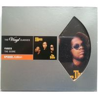 CD Fugees - The Score (2004) The Vinyl Classics-Spiegel Edition