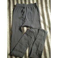 Легинсы на мальчика, 140-150 см+ Носочки