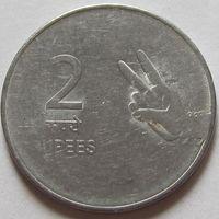 2 рупии 2009 Индия