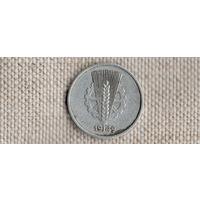 Германия ГДР 10 пфеннигов 1949 А(Li)